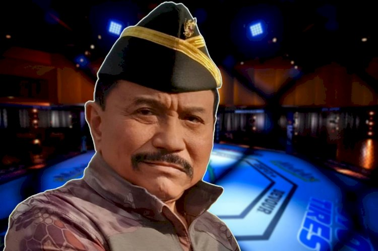 AM Hendropriyono: The Old Soldier Never Die, Just Fade Away