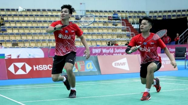 Leo/Daniel Gagal ke Final Thailand Open 2021