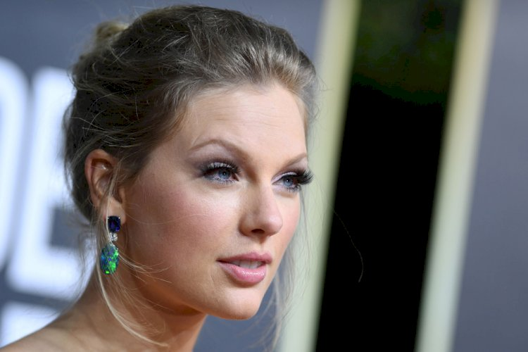 Taylor Swift Labrak Netflix dan Serial Ginny & Georgia
